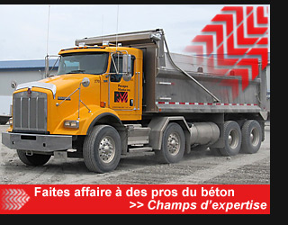 Champs d'expertise - Camion